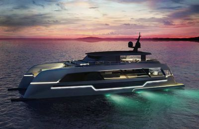 Sunreef Yachts Unveils the Superyacht Concept 120 Sunreef Power