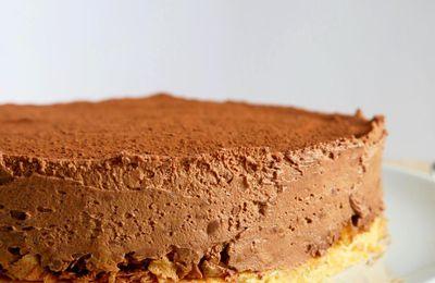 Trianon ou Gâteau Chocolat Royal – Un beau gâteau des fêtes