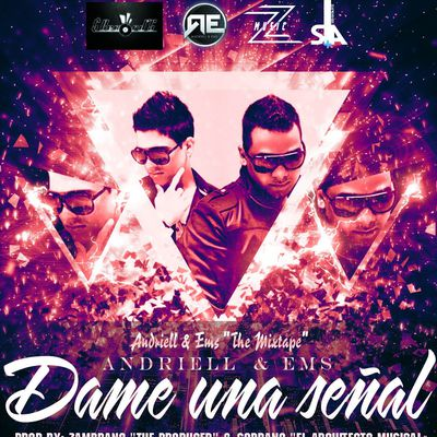 """#Cover Dame una señal- Andriell & Ems (Prod By: Zambrano """"The Producer"""" &"""