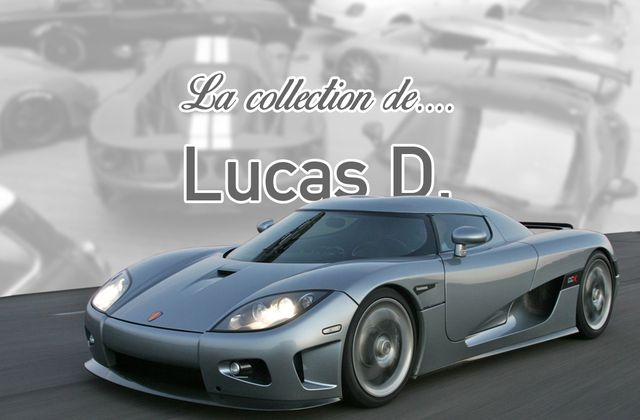 La collection sportive de Lucas D. au 1/18