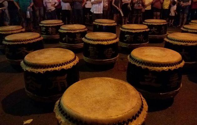 George Town - Le Taiko, entre musique et arts martiaux