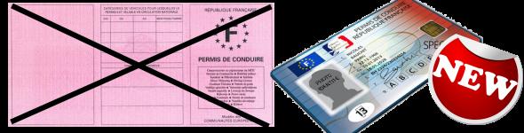 Le permis de conduire électronique dès lundi.