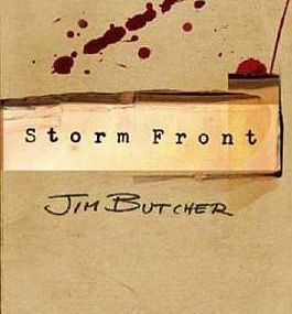 Jim Butcher - *Storm Front (The Dresden Files, T1)