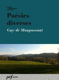 Au bord de la mer - poème de Guy de Maupassant