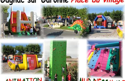 Parc d'attractions à Gagnac le 7 octobre!!