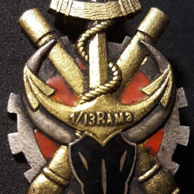 13° régiment d'artillerie de Marine