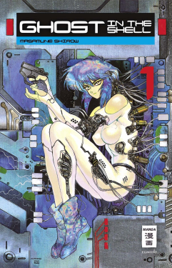 Ghost in the Shell Comeback bei Egmont Manga