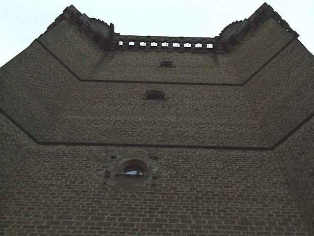 Diaporama du château de Bassoues