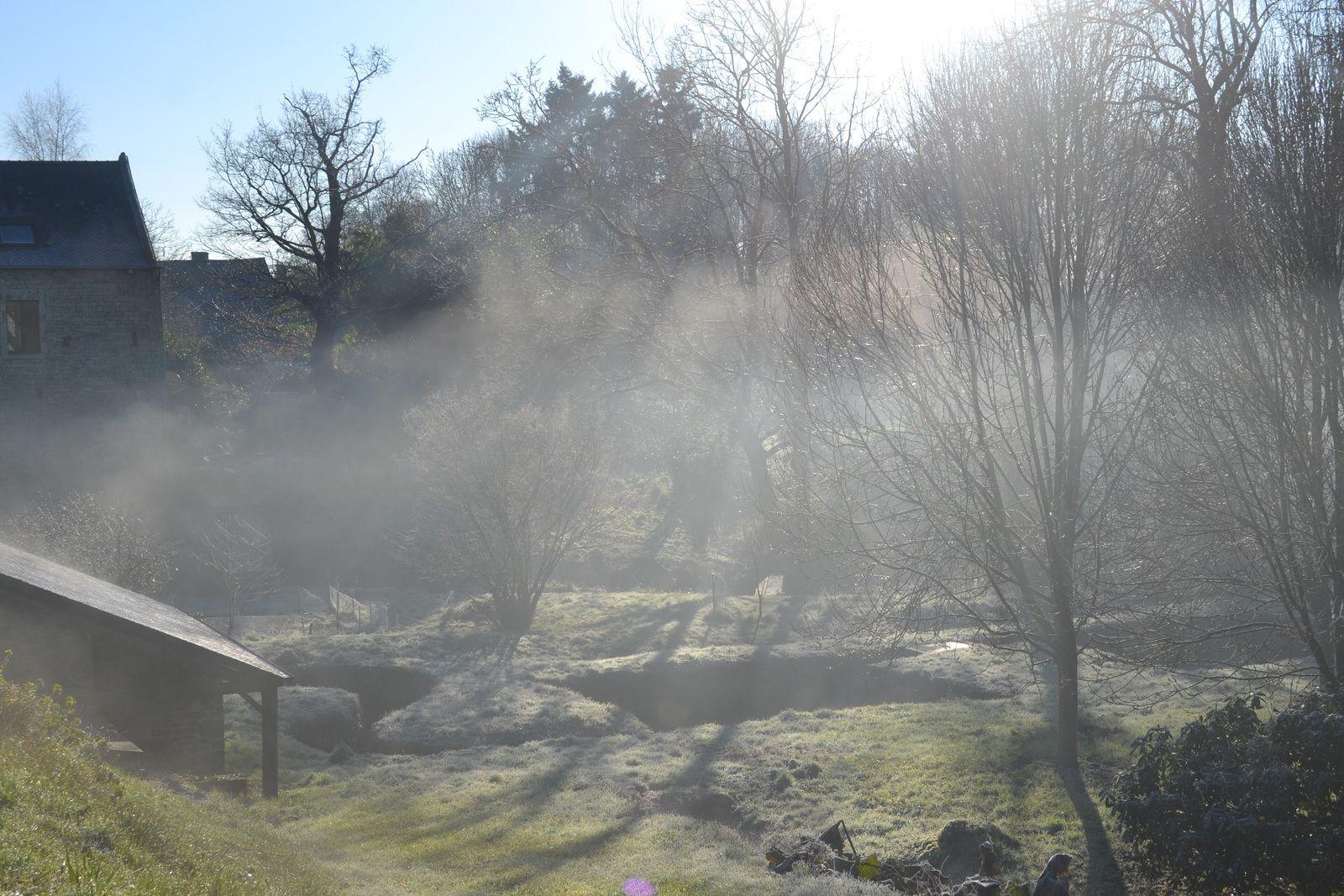Images du 1er janvier 2021 dans les Côtes d'Armor.
