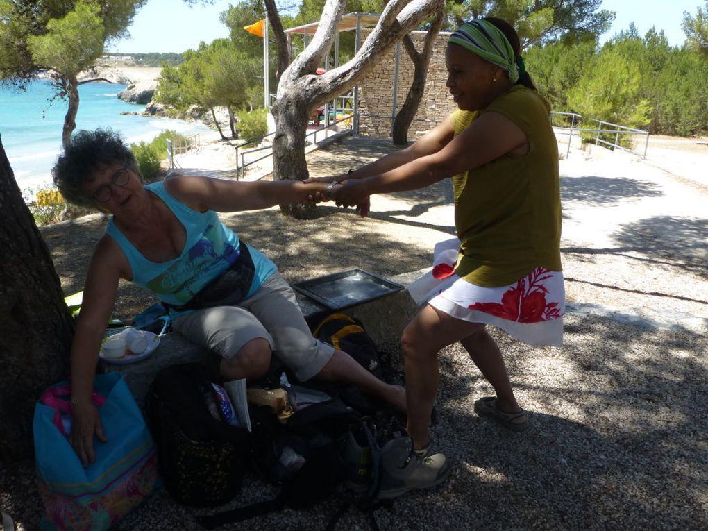 Notre dernière sortie à Ste Croix!