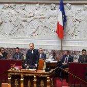 Les Insoumis ne veulent plus voir le drapeau européen à l'Assemblée