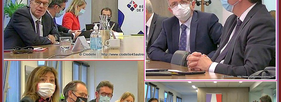 Régions de France / Priorités 2021 : accélération de la vaccination, aides aux étudiants et prochaines élections