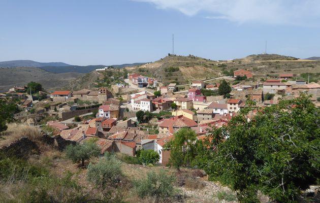 Espagne 2019 #7 Traces de dino près de Cornago et Muro de Aguas