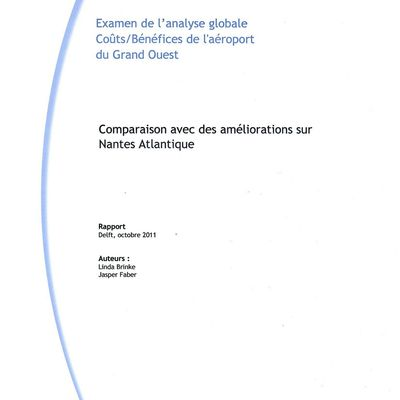 N.-D.-des-Landes : rapport Delft, une expertise hors sujet...