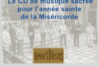 LE CD DE LA CATHEDRALE D'AIX EST EN VENTE : UN BEAU CADEAU POUR NOEL !