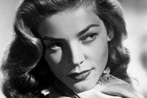 """Mort de Lauren Bacall, et """"le regard"""" s'est éteint"""