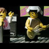Lego Sex Pistols - God Save The Queen HD