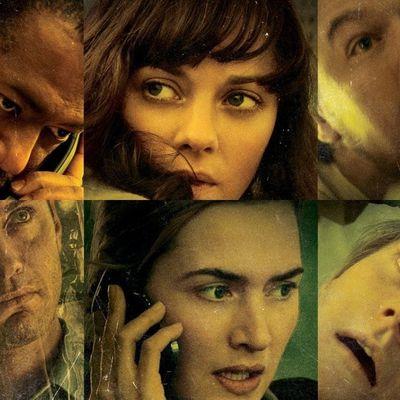 Contagio [Corona virus]película completa2011