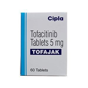 Buy Tofajk 5mg Online - Lowest Price Tofacitinib from India