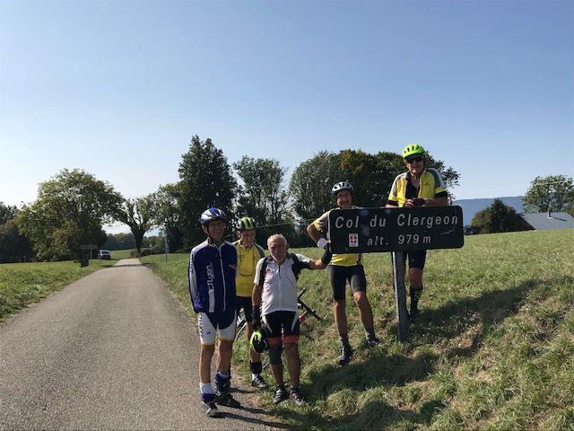"Rumilly (74)  Circuit des ""Tabanés""  le mercredi 30 septembre 2020"