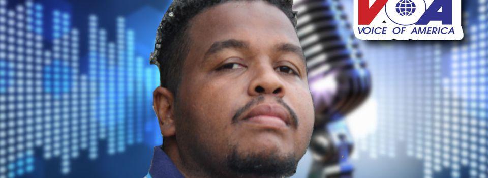 L'auteur réunionnais Mickaël Joron sur Voice Of America, la radio fédérale américaine