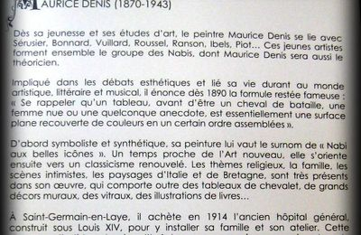 Lithographie de Maurice Denis