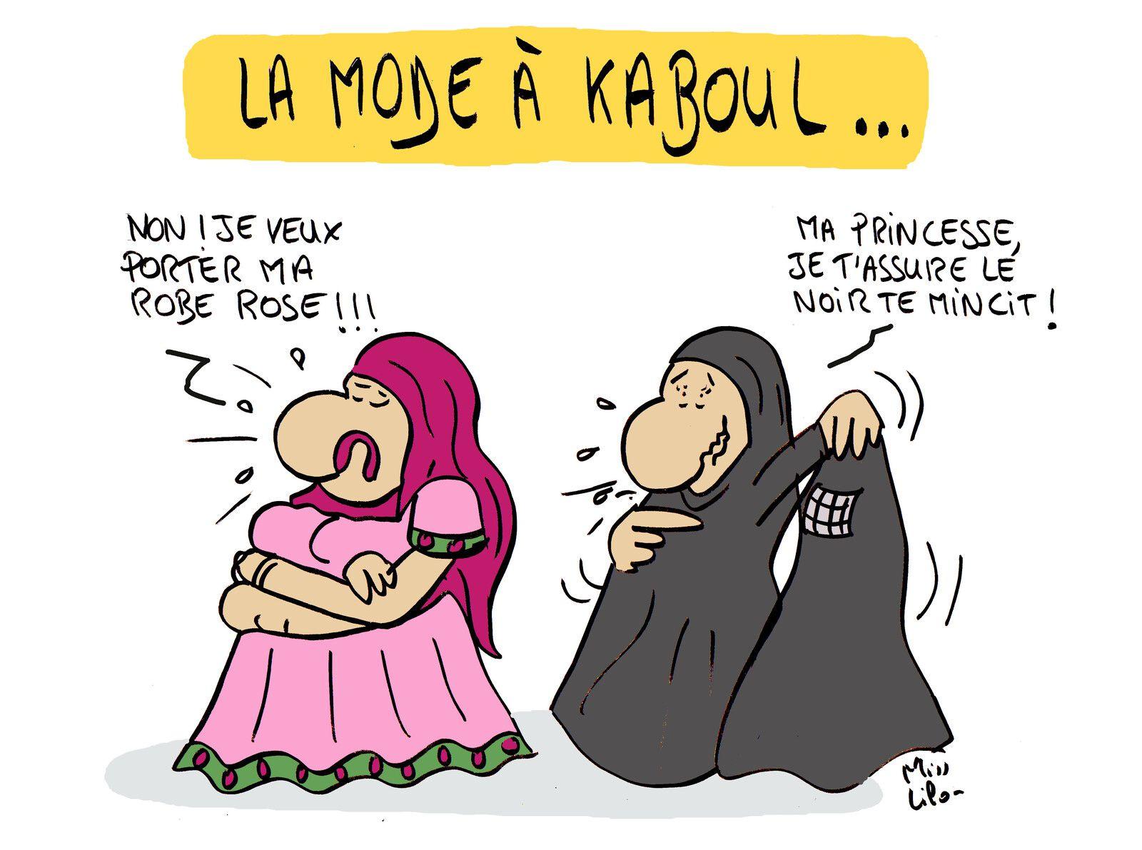 "International : ""La Mode à Kaboul"""