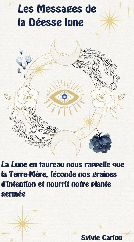 LES MESSAGES DE LA DEESSE LUNE        6 SEPTEMBRE 2020