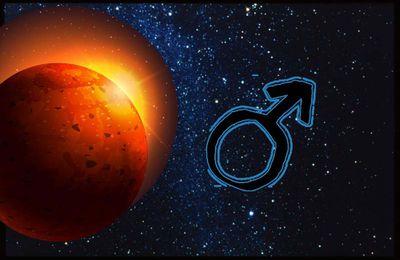 Mars en Gémeaux 2021
