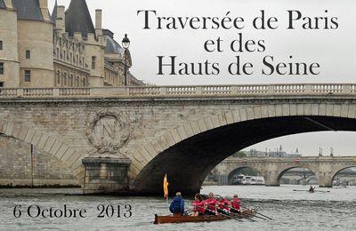 Traversée de Paris et des Hauts de Seine