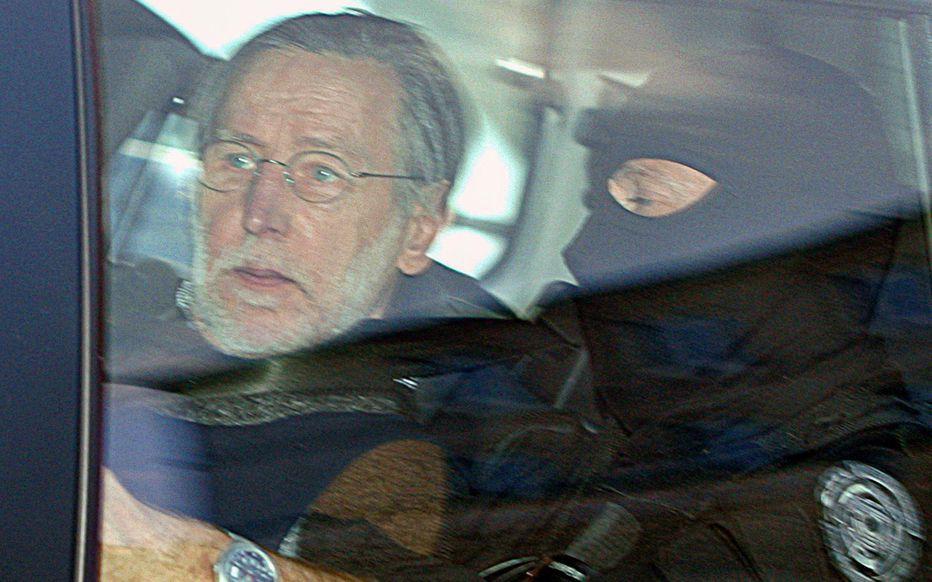 Michel Fourniret avait été placé dans le coma. Il s'est éteint à l'âge de 79 ans. FRANCOIS NASCIMBENI / AFP
