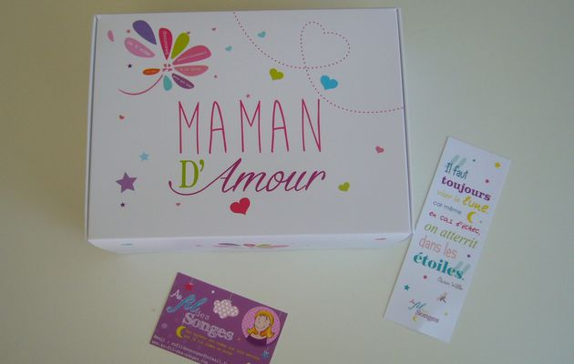 Au fil des Songes - Ma box Maman d'Amour !