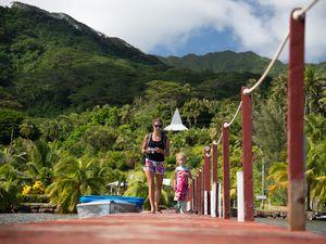 Huahine, l'île de la femme