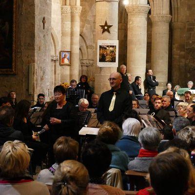 Concert du Nouvel An à Moustiers-Sainte-Marie - 19 Janvier 2019