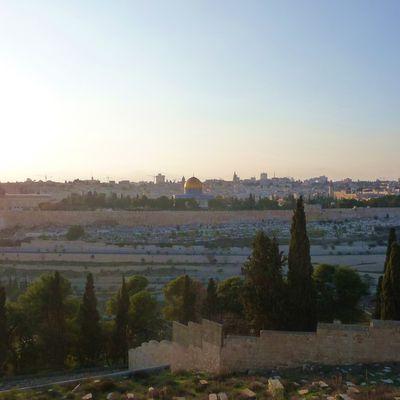 PARIS - JERUSALEM : UN AN DEJA !!!