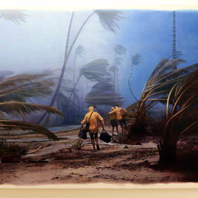 Exposition Peinture Contemporaine: Katharina ZIEMKE «Ce qui reste à faire»