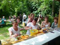 Fête de l'association le 07 juin 2014