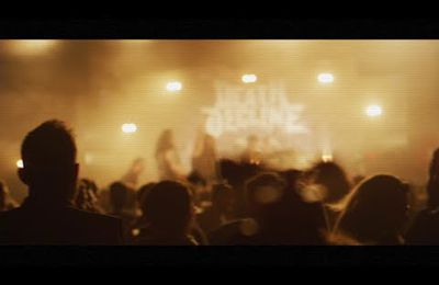 "Nouveau clip de DEATH DECLINE ""Network's Zombies"""