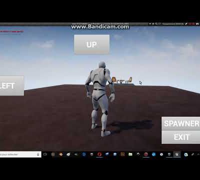 """TUTO UE4: HOW TO DO """"LITTLE SHOW""""..."""