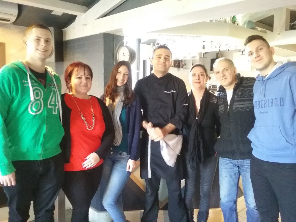 Nos partenaires Slovaques en Vendée