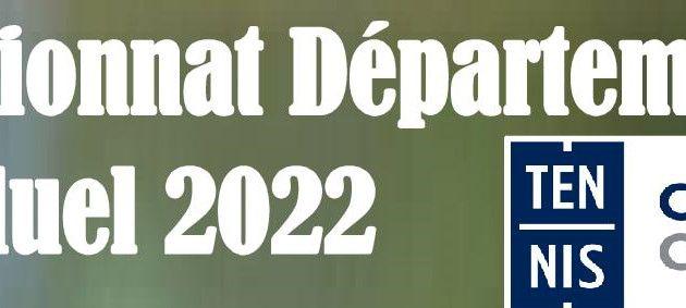 Championnats Individuels du Calvados 2022