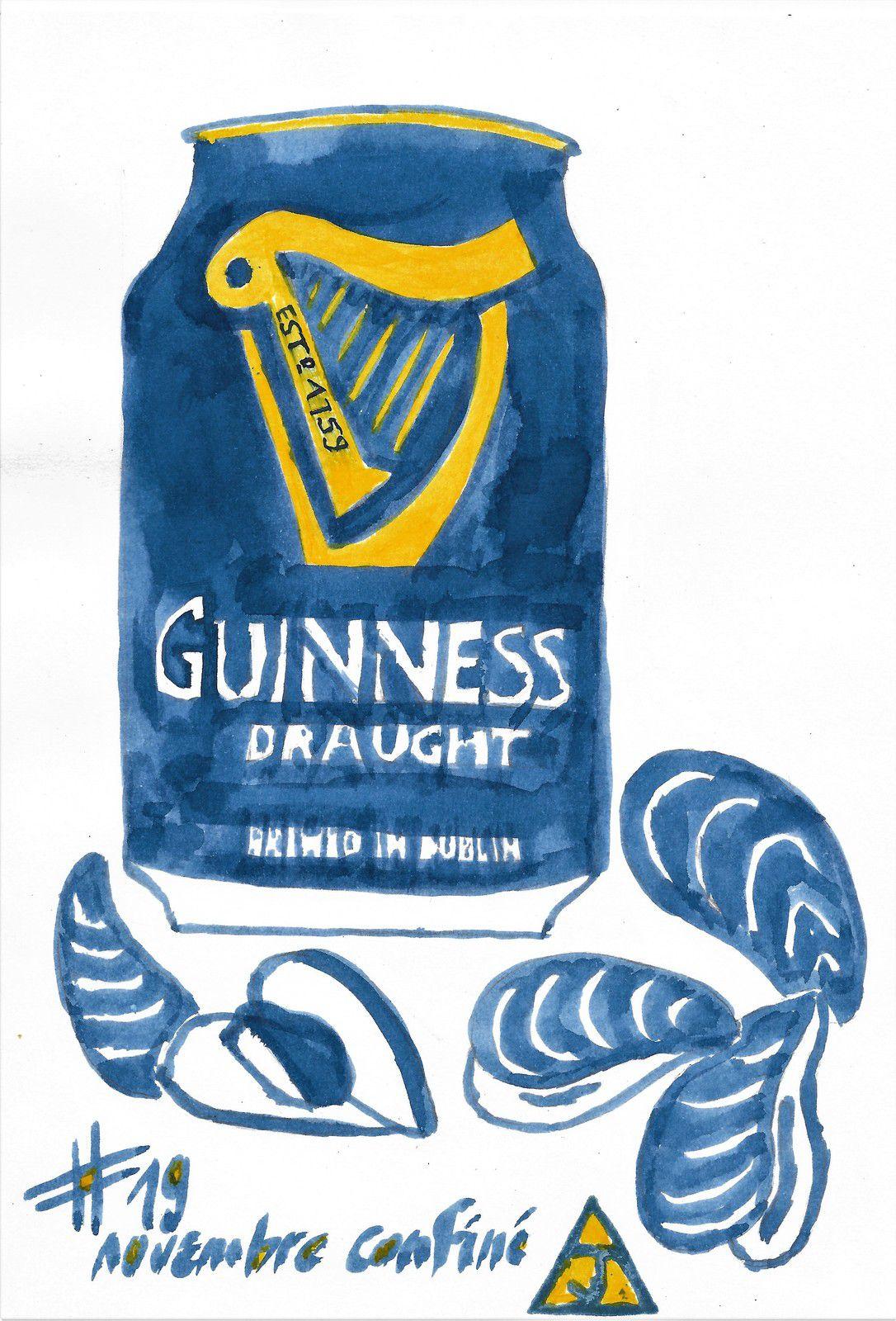 Moules à la Guinness-Jonas-