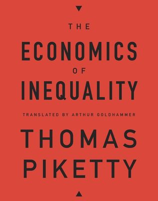 (kindle) Read The Economics of Inequality By Thomas Piketty Kindle Book