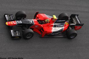 Marussia s'engage en GP2 avec Carlin