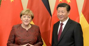 Pechino divide Europa e USA