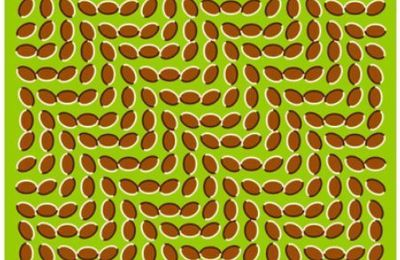 Humour... une illusion d'optique amusante