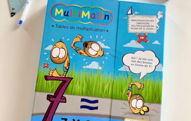 Mon avis sur la méthode Mulimalin pour apprendre les tables de multiplication