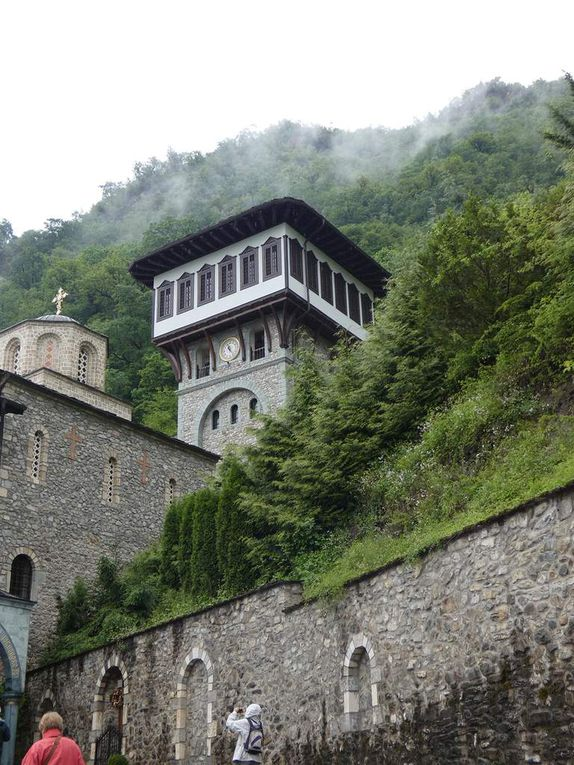 Parc Nationale de Mavrovo et Monastère  de Saint Jean Bigorski