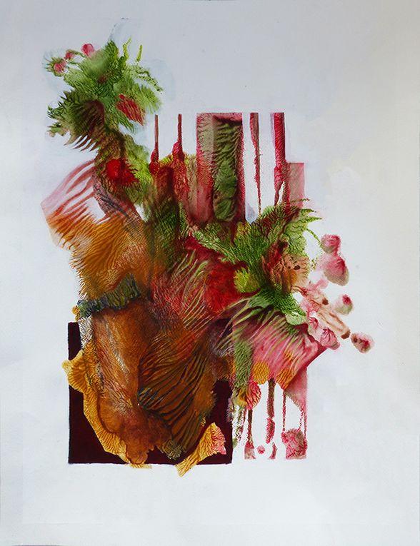 2 compositions de Danièle Mengual