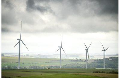 Vosges Matin : Qui veut un bout des éoliennes de Gruey-les-Surances ?